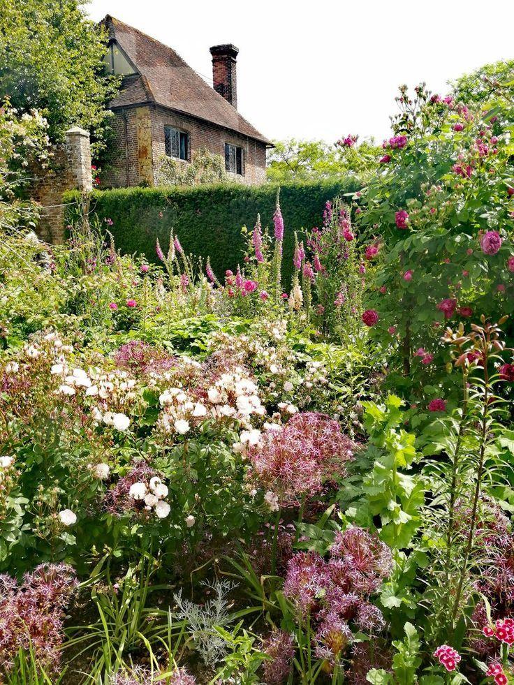 Eine Ode An Den Englischen Garten Englische Landhausgarten Englischer Garten Garten