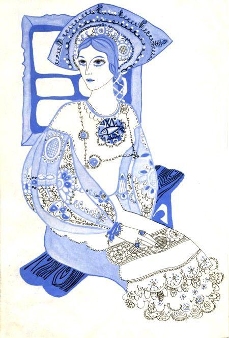 Тамара Юфа — душа Карелии - Ярмарка Мастеров - ручная работа, handmade