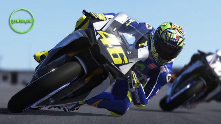 Valentino Rossi - The Game: Gewinne eine Xbox One oder Tickets zum GP am Sachsenring