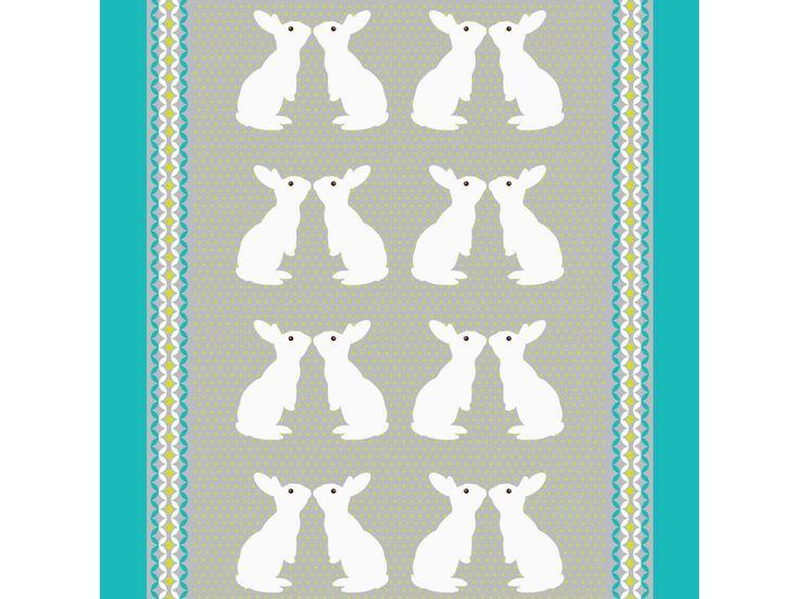 Original wallpapers -  Bunnies