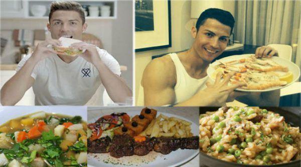 Cristiano Ronaldo Workout Routine, Exercises & Diet Plan