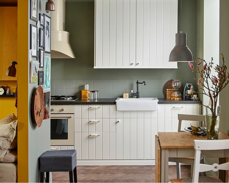 Oltre 25 fantastiche idee su decorazioni della parete su - Lavandino cucina ikea ...