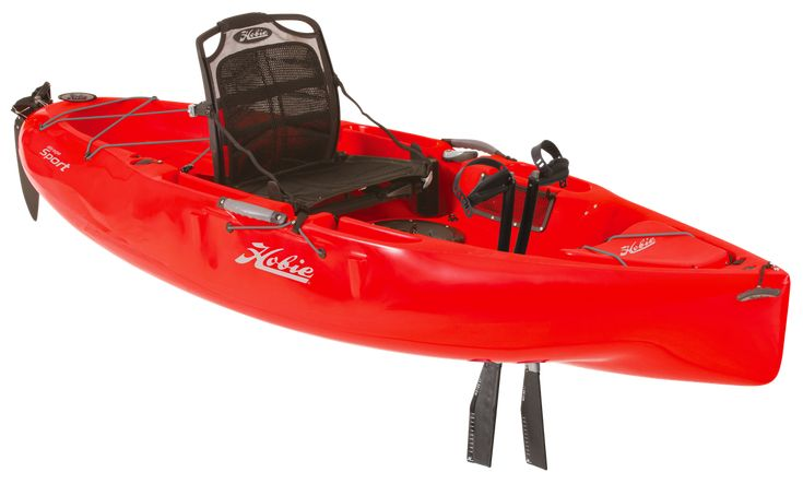 Mirage Sport Sit On Top Pedal Kayaks