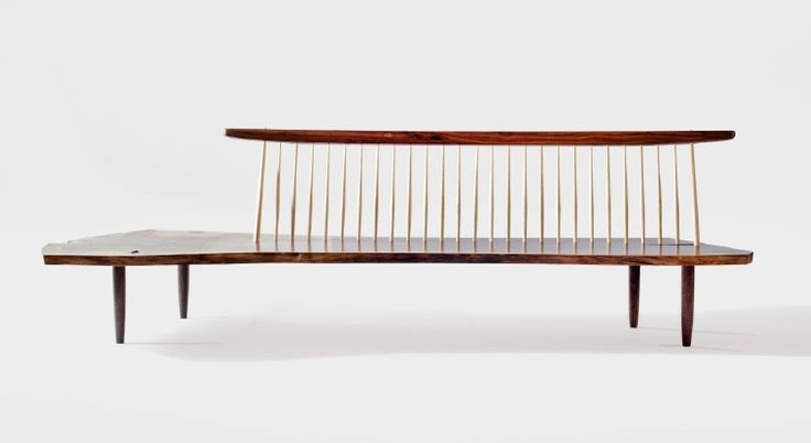 Furniture Conoid Bench 1 First made in 1960, each of these benches is designed…
