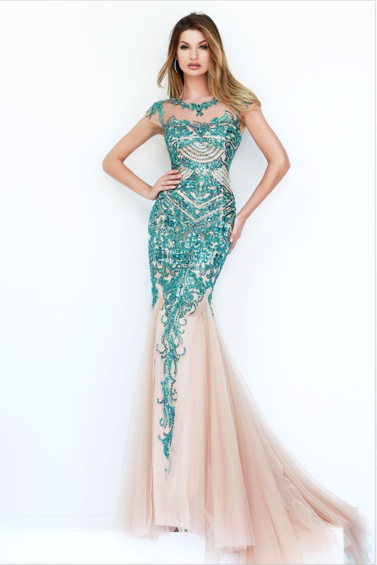Style 1939 in emerald