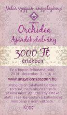 Orchidea Ajándékutalvány