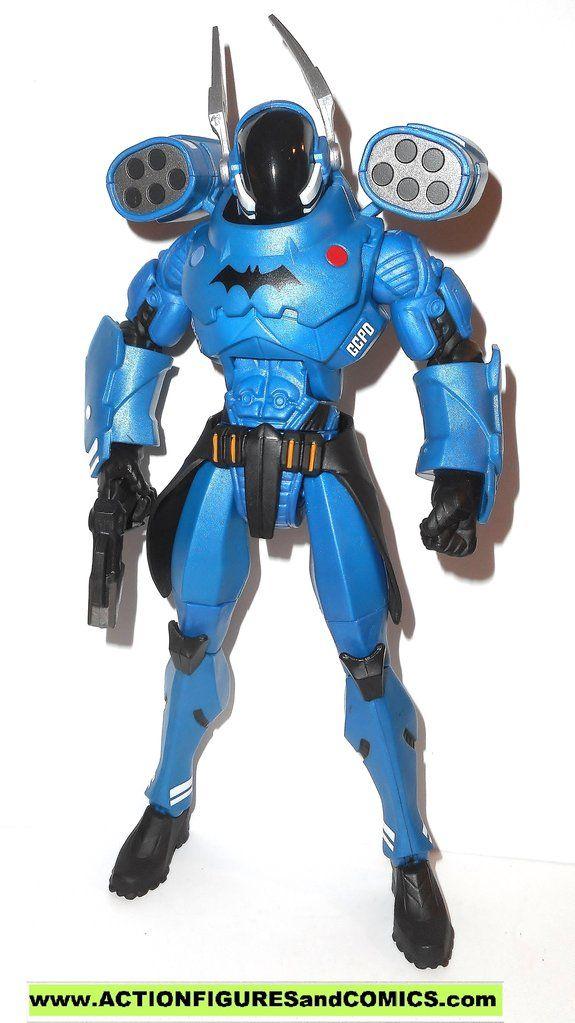 DC Comics Multi-Univers Batman The Rookie bat Mech BAF 100/% complet