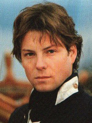 Jamie Bamber as Archie Kennedy in Horatio Hornblower