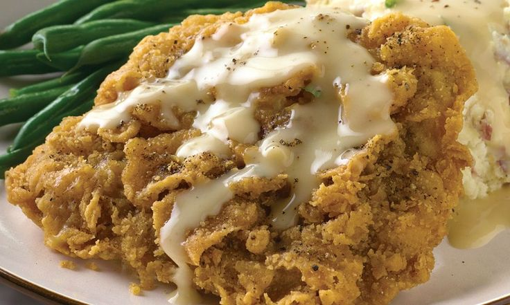 Chicken Fried Steaks  Shop now: http://www.omahasteaks.com/product/Chicken-Fried-Steaks-00000004701?SRC=RZ0637  This traditional southern comfort food has gone uptown! The round steak commonly used at the diner has been replaced with tender sirloin. They're down-home seasoned and hand dressed with a coarse, rustic coating that delivers a bit of crunch along with a pleasantly peppery kick. Don't forget to pair this with our country-style white gravy. Order now... you're in for a treat, y'all!