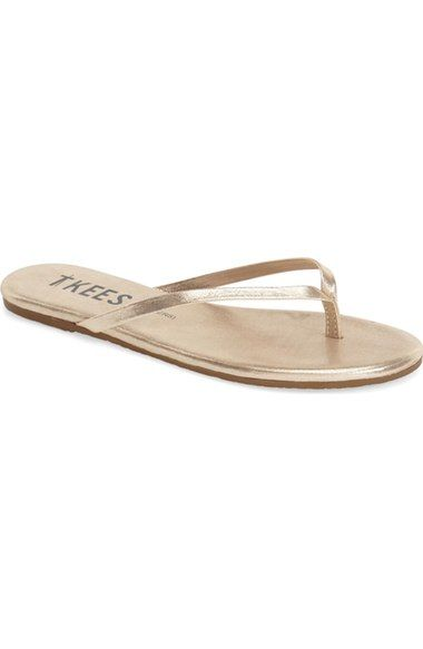 TKEES 'Glitters' Flip Flop (Women) available at #Nordstrom