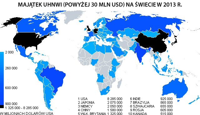 Ultra Wealth Report - UHNWI 2013