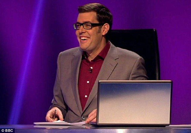 Completely Pointless: It has been revealed that the laptop on Richard Osman's desk is little more than a TV prop