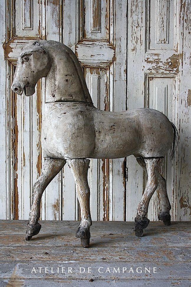 Wooden Horse | Atelier de Campagne