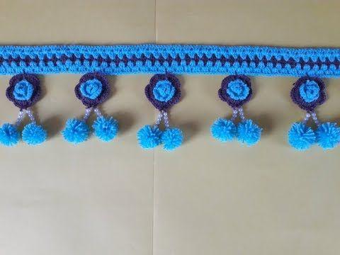 Diy Easy Woolen Door Hanging Wool Ki T
