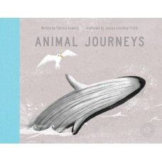 (Tiger Tales-360 Degrees) Use this beautifully illustrated book to find out about some extraordinary animal odysseys, from mass migrations to flying fish, from pollination to echolocation.