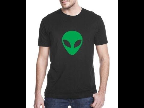 Camiseta Alienígena ET - YouTube