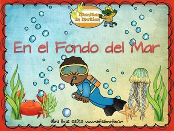 This product is in SPANISH  Also available in ENGLISHhere This product came to me as a little song.  It has not been recorded yet so, I am posting it as an emergent reader. There is an English version as well as a Spanish version of this book.  This file contains the Spanish version.  This file was created to give you visual support as a picture book. A picture of me signing (in American Sign Language) each of the target vocabulary has not been included, although the plan is to post a video…