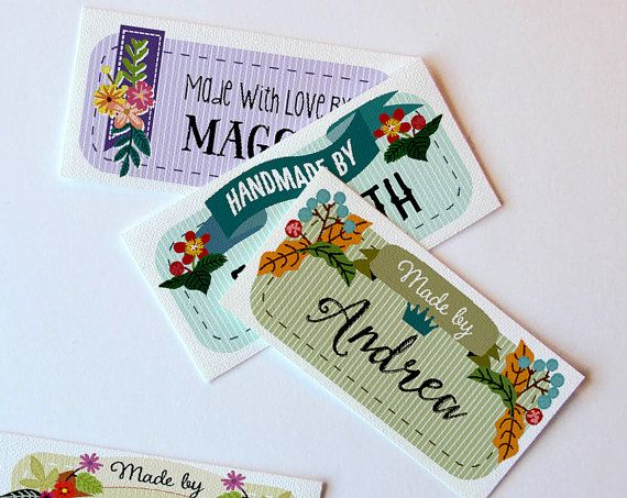 best 25  fabric labels ideas on pinterest
