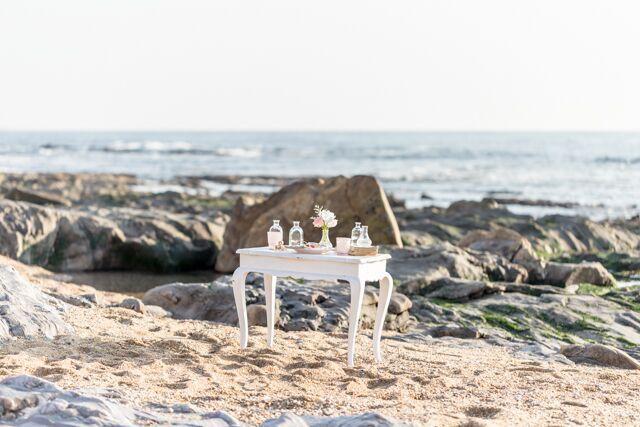 Ethereal beach boho shoot   Por Magia Photography