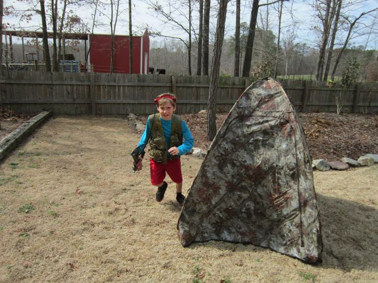 Backyard Laser Tag Puts It All Together And Creates The Ultimate Experience!
