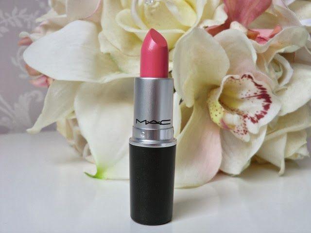 MAC Chatterbox Lipstick blog