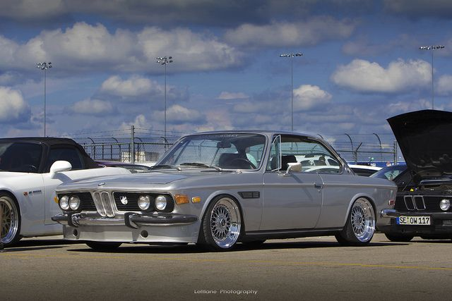 BMW E9 2800CS  le style  Pinterest  Bmw E9, BMW and Bmw
