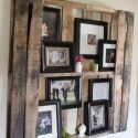 Top 18 DIY Wall Photo Decor Ideas - DIY & Crafts