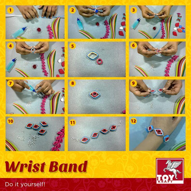 DIY Wrist Band