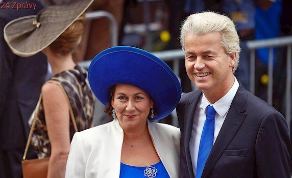 Nebuďte zbabělci a řekněte pravdu o islámu, udeřil na politiky Wilders. Všichni jsme na seznamu smrti