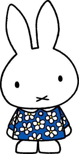 bunny template~~dick bruna miffy - Google Search