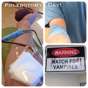 Therapeutic Phlebotomy for Iron Overload Treatment | Hemochromatosis Help