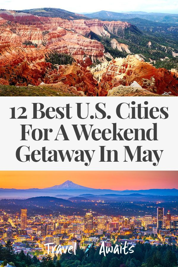 Usa Weekend Trips 25 Amazing Destinations For A Short Getaway Trip Usa Travel Destinations Usa Travel Guide