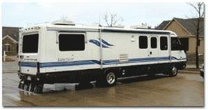 1996 airstream motorhomes/interior | my rv worth rv financing 1996 airstream land yacht