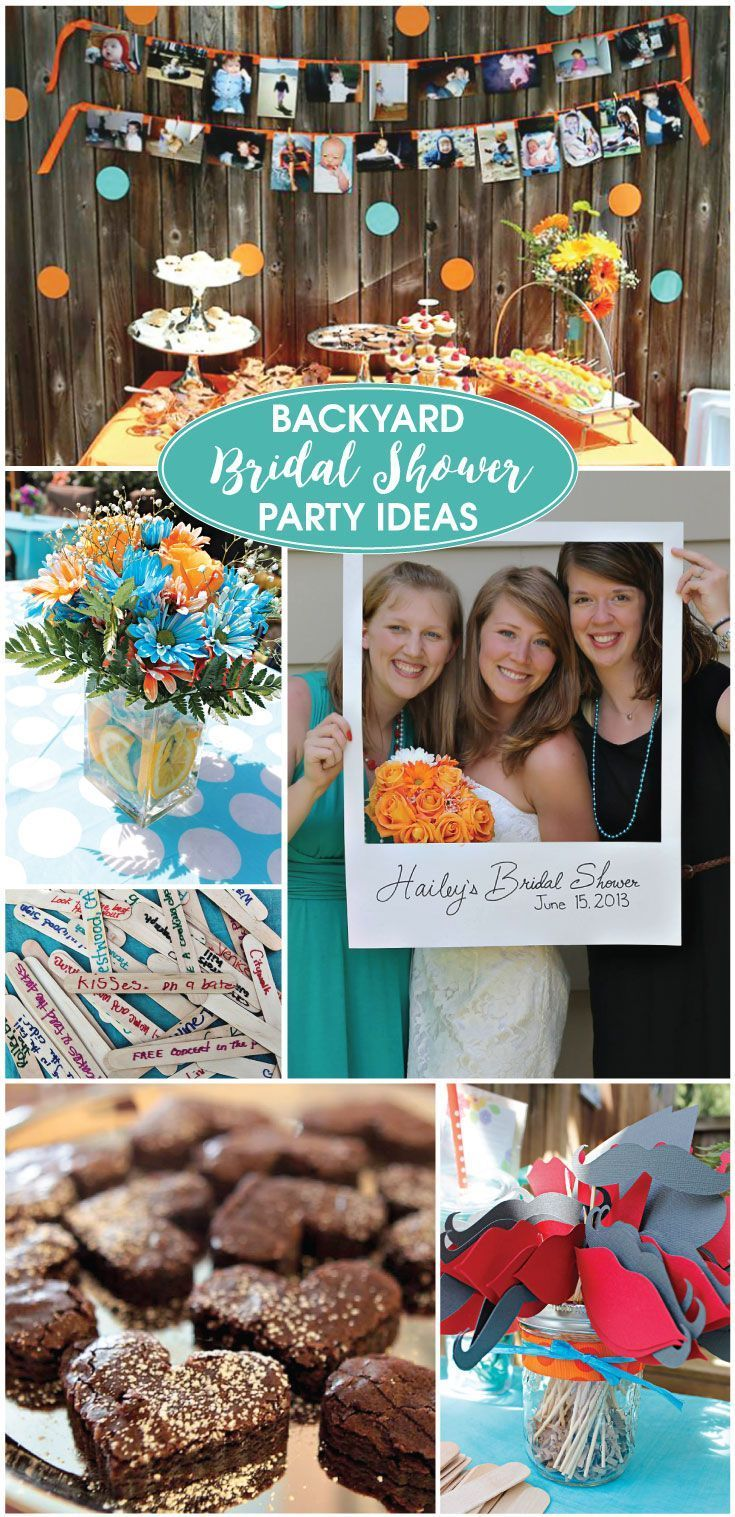games to play at couples wedding shower%0A     best Bridal Shower Ideas images on Pinterest   Wedding parties   Appetizers and Backyard bridal showers