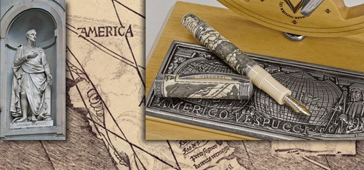 Stilografiche da collezione artigianali e Lacerba 1913, orologio a carica manuale su Vallecchi stile
