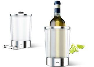 #Cooler do butelek FLOW SLIM - #EMSA - DECO Salon #wateraccessories #wineaccessories