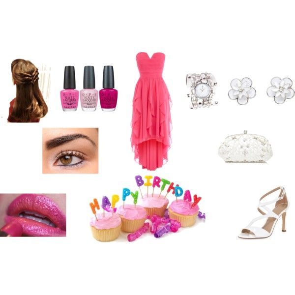 """""""Birthday outfit"""" by balsamoirene on Polyvore"""