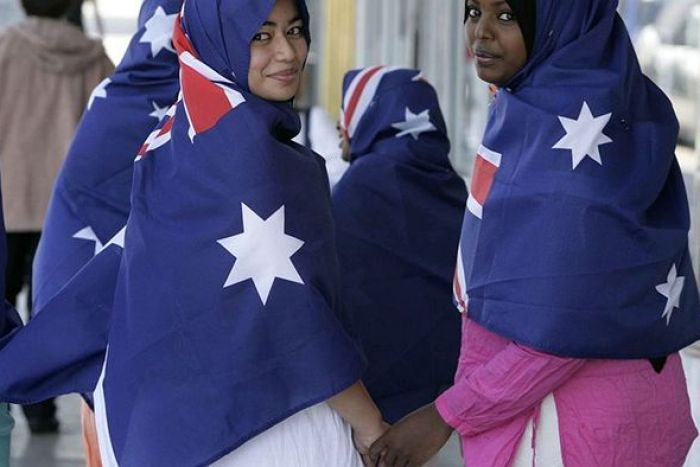 Australian flag protocols tell how to raise it, wave it, wear it