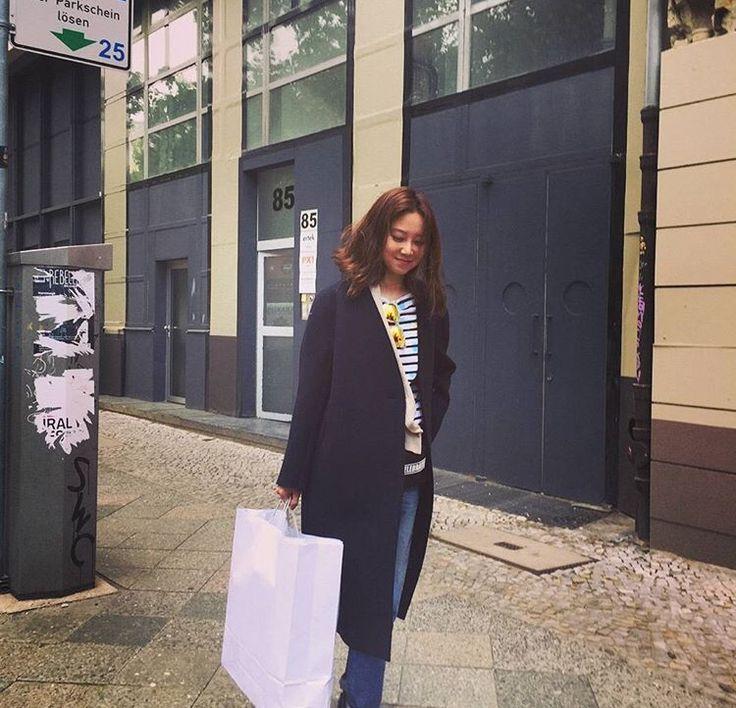 Gong Hyo Jin, Berlin