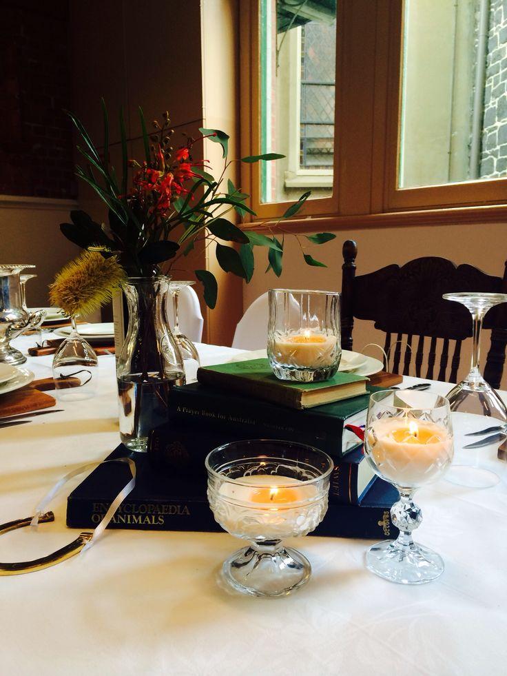 Melbourne wedding venue - Eastern Hill Dining Hall