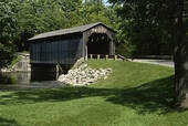 A shelter from the heat on a hot day!!!Bridges Photography, Bridges Image, Covered Bridges, Covers Bridges