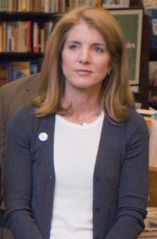 Caroline Bouvier Kennedy is an American author and attorney. She is a member of the influential Kennedy family and the only living child of U.S. President John F. Kennedy and First Lady Jacqueline Bouvier Kennedy.