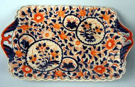 japanese imari tray with handles - Google Search