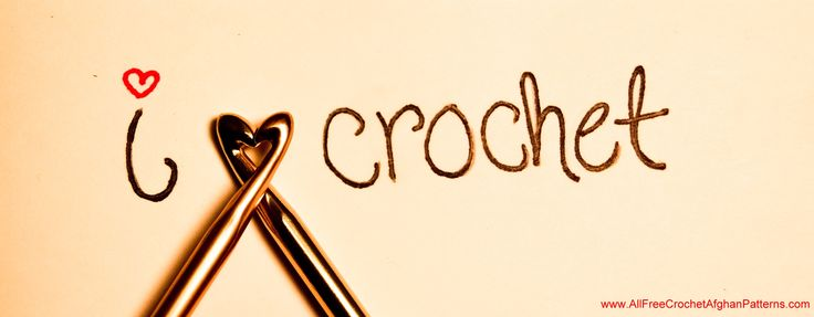 I heart crochet! <3