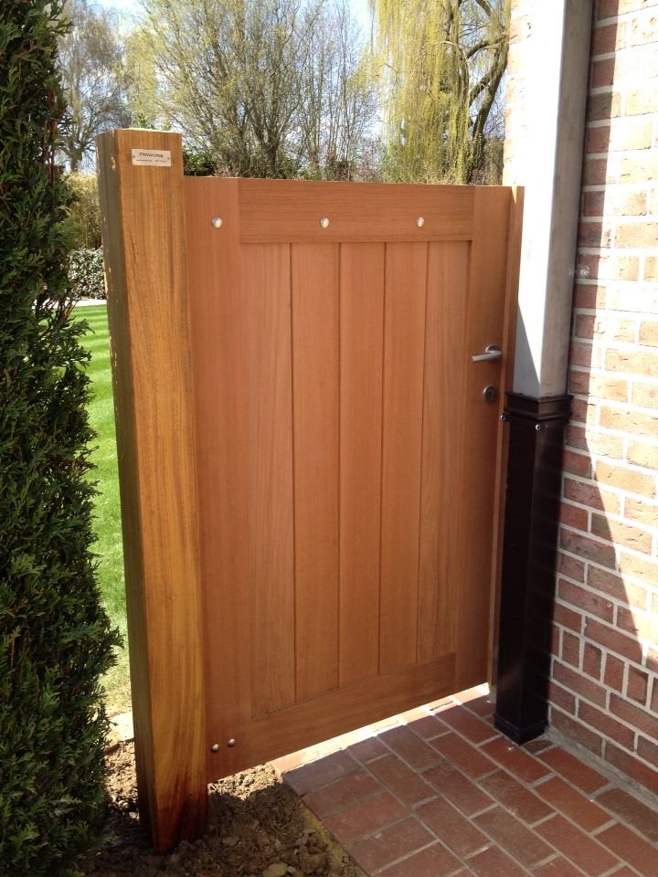 Tuinpoort by pro-works.be