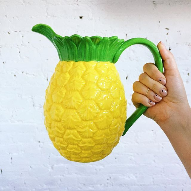 Pineapple jug from Paperchase - perfect for summer entertaining
