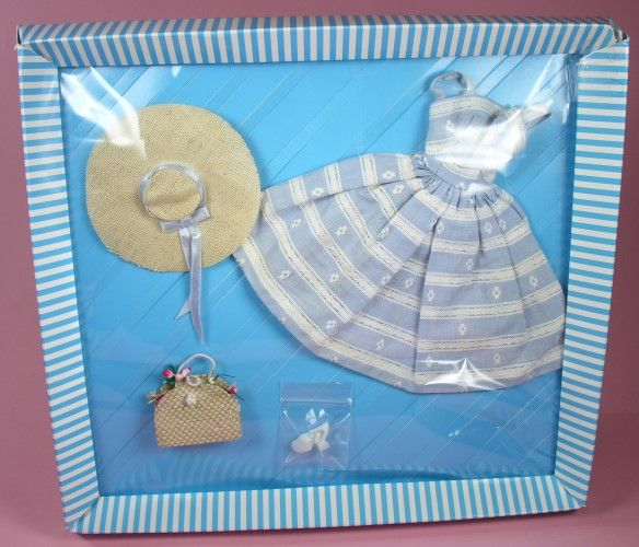 Vintage Barbie Clothing Photo Gallery: Vintage Barbie Outfit - Suburban Shopper #969, 1959-1964