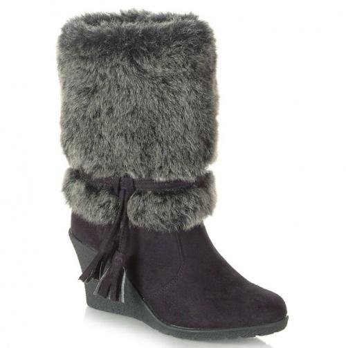Alaska Wedge Boot