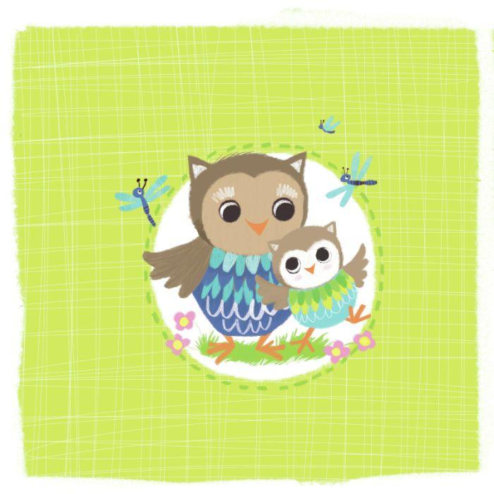 Melanie Mitchell - Owls And Dragonflys Melanie Mitchell