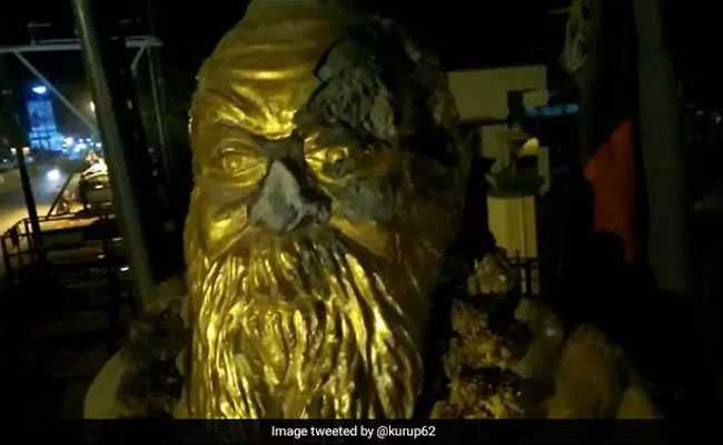Periyar Bust Demolished In Tamil Nadu Know About The Dravidian Social Reformer